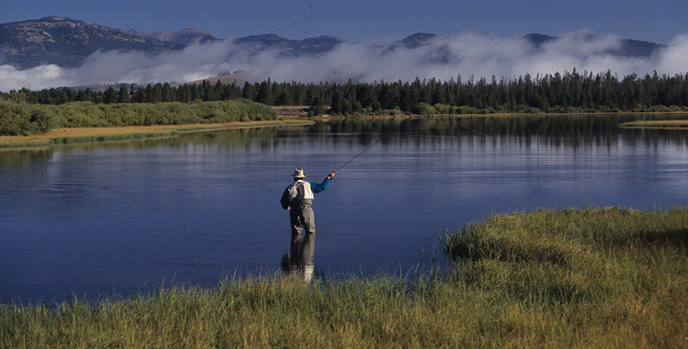 Fishing in wyoming western ranches for Wyoming fly fishing